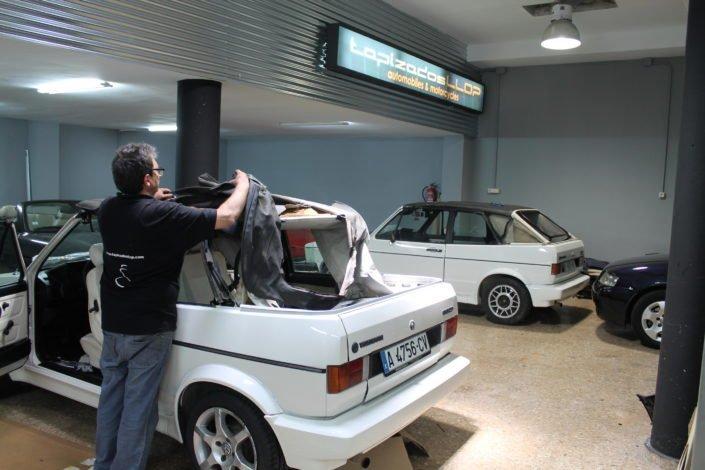 Tapicería de vehículos en Valencia